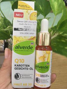 Serum dưỡng da q10 adverde