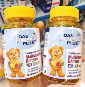 Kẹo multivitamin gấu tổng hợp