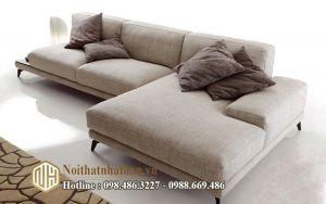 Sofa da nỉ NHDN03