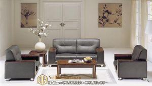 Sofa da nỉ NHDN04