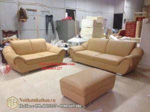 Sofa da nỉ NHDN05