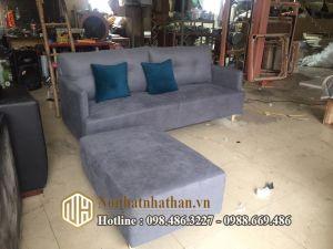 Sofa da nỉ NHDN12