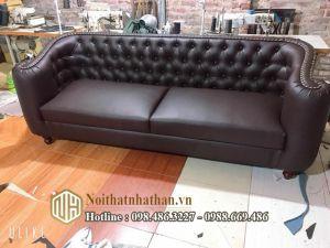 Sofa da nỉ NHDN13