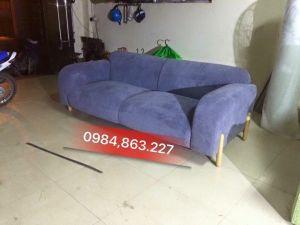 Sofa da nỉ NHN17