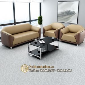 Sofa da nỉ NHDN22