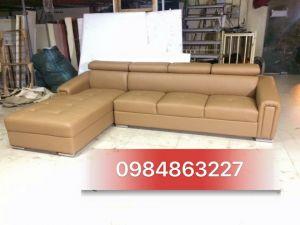 Sofa da nỉ NHDN15