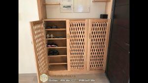 Mẫu tủ giầy NHTG10