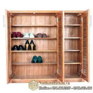 Mẫu tủ giầy NHTG23