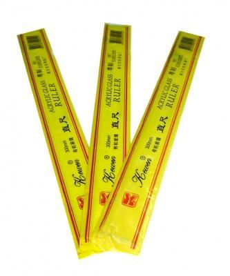 Thước kẻ Thiên Long 30cm