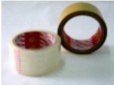 Băng dính trong, đục 5cm(70Y)