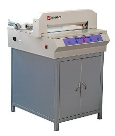 Máy Cắt Giấy Tự Động - BinMaxx - HD QZ 450