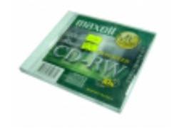 Đĩa CD Maxcell RW(có vỏ)
