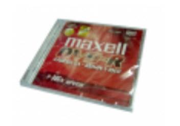 Đĩa DVD Maxcell R(có vỏ)
