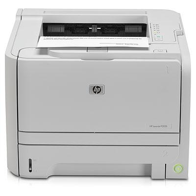 Máy In HP LaserJet Printer P2035
