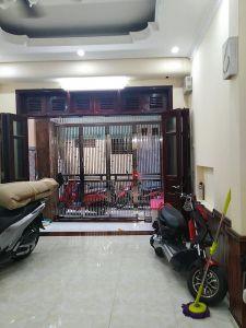 Nhà Kim Giang 48m2, 4 tầng, mặt tiền 3.8m
