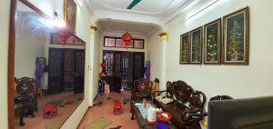Nhà Trần Phú 38m2, 5 tầng, mặt tiền 3.1m