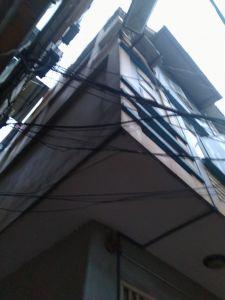 BÁN NHÀ ĐỊNH CÔNG THƯỢNG, 32 m2, 4 tầng, mặt tiền 3,7M