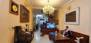 Nhà đường Phùng Hưng, 80m2, 4 tầng, mặt tiền 4m, giáp KĐT Xa la