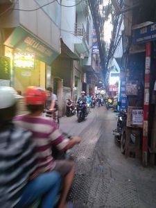 Nhà mặt phố Phùng Khoang, 77m2, 2 tầng, mặt tiền 5.5m