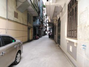 Nhà Trần Phú 33/40m2, 6 tầng, mặt tiền 3.3m