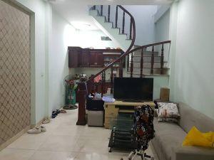 Nhà ĐẠI TỪ- LINH ĐÀM 34/38 m2, 4 tầng, mặt tiền 3,7m