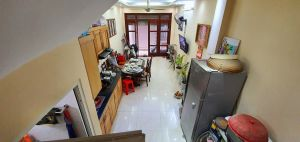Nhà TRIỀU KHÚC  37M2, 5 tầng, mặt tiền 3,3m, ngõ 66B Triều Khúc