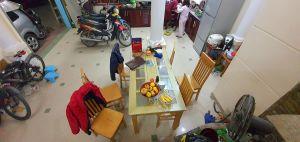 Nhà NGÔ QUYỀN - HÀ ĐÔNG 45/55M2, 4 tầng, mặt tiền 7,6m ( ô tô vào nhà )
