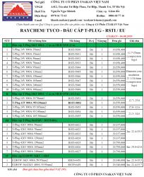 Đầu cáp T-Plug 24kV + 36kV - Raychem/ Tyco/ EU (RSTI-24kV + 36kV)