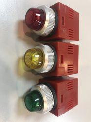 Đèn báo pha 220VAC (HC25P-22AL)