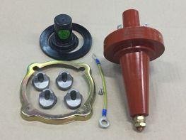 Takfan - Sứ xuyên cho máy biến áp (T-Plug + Elbow)