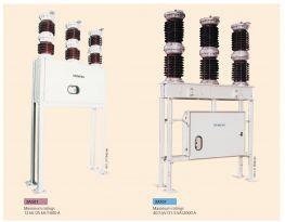 3AF - Outdoor Vacuum Circuit-Breaker up to 40.5 kV - Siemens