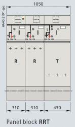 Tủ RMU 24kV RRT hãng Siemens