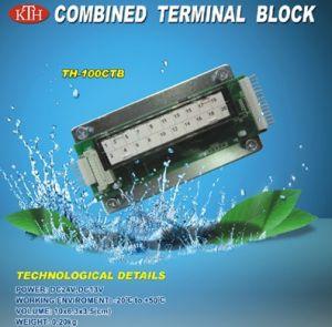 Vỉ mạch TH-100 để đấu thiết bị tùy chọn tiện dụng