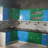 Tủ bếp Acrylic MS23