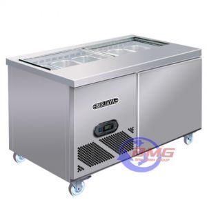Tủ lạnh bàn salad - sandwich 1 cửa Berjaya BS1D/SSCF4/Z