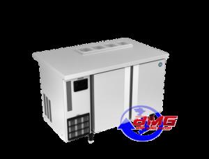 Tủ salad dạng bàn Hoshizaki RTW-120LS4-GNT