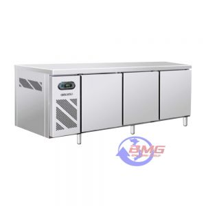 Tủ lạnh dạng bàn Berjaya