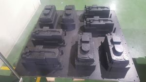 EPS & EPP Foaming Mold