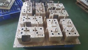 EPS & EPP Foaming Mold