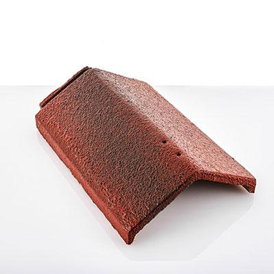Ngói hông dạng sóng Milano Red