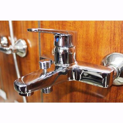Vòi sen tắm nóng lạnh INAX 1205S