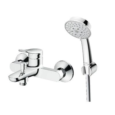 Vòi sen tắm Toto TBS04302V-TBW03002B