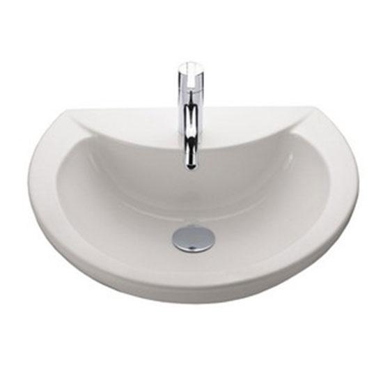 Chậu rửa mặt lavabo TOTO LW824CJW