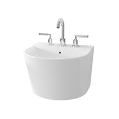 Chậu rửa mặt lavabo TOTO LW898JW