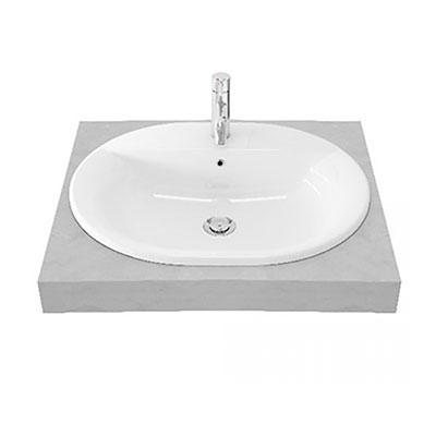 Chậu rửa mặt lavabo TOTO LW899CJ-W