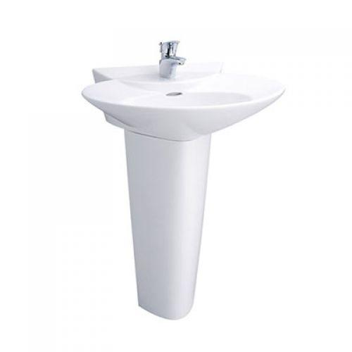Chậu rửa mặt lavabo TOTO LW908CKS-W