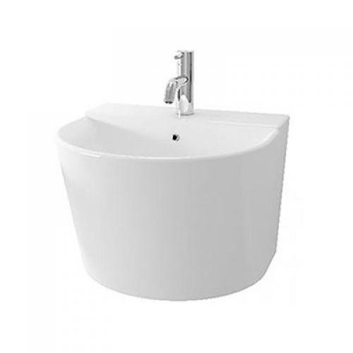 Chậu rửa mặt lavabo TOTO LW898CJW-F-W