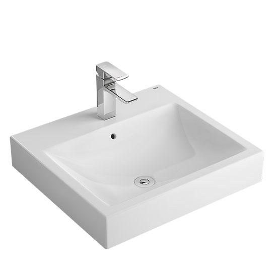 Chậu rửa mặt lavabo Inax AL-536V FC (1 lỗ)