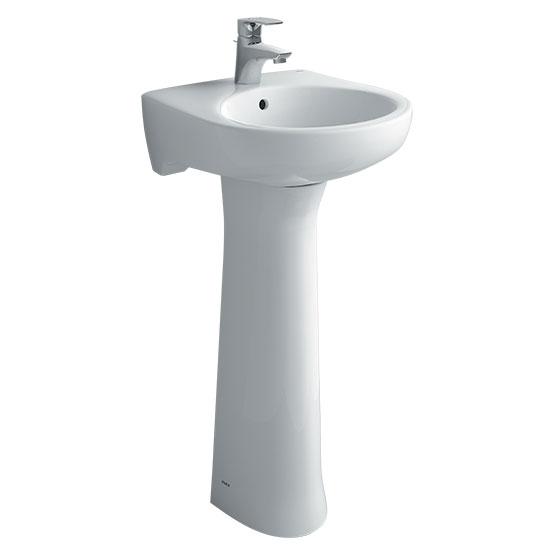 Chậu rửa mặt lavabo INAX L-282V-L-284VD