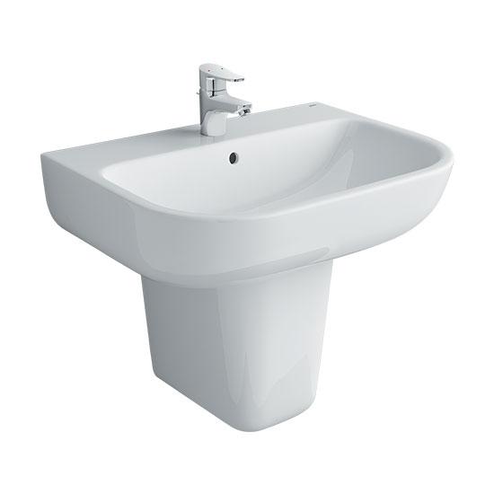 Chậu rửa mặt lavabo INAX L-298V-L-298VC